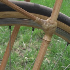 Bamboo Rack Close-up