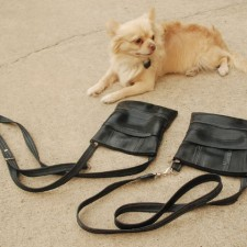 2 inner tube purses