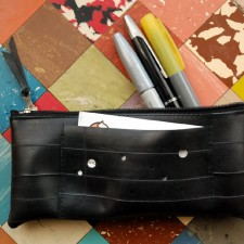 Patch Pocket Pencil Pouch