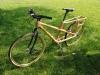 bamboo cargo bicycle